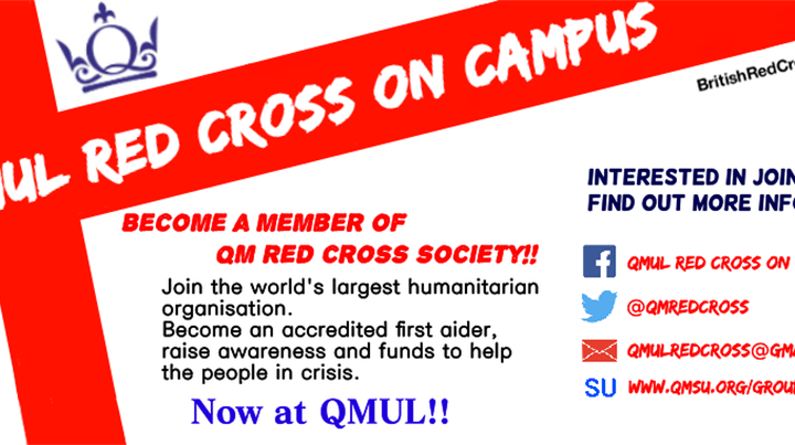 QMUL Red Cross on Campus Meet and Greet