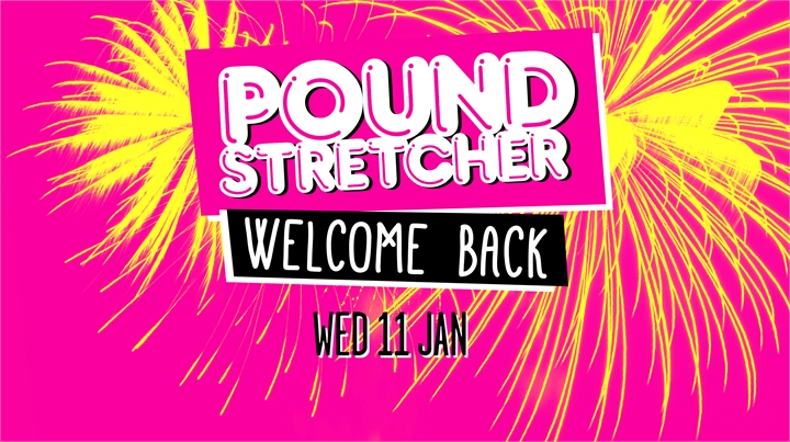 Poundstretcher: Back for 2017