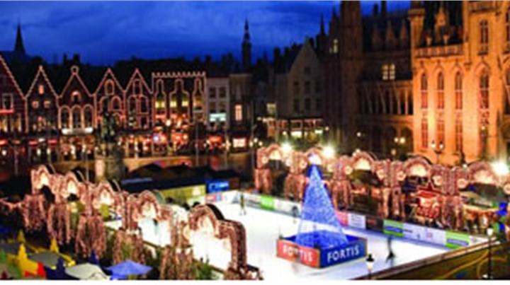 Bruges Christmas.Bruges Christmas Markets 1 Day Trip