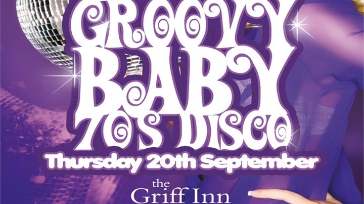 Groovy Baby 70's Disco