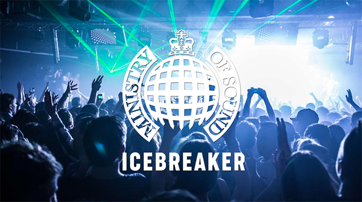 Icebreaker @ Ministry of Sound
