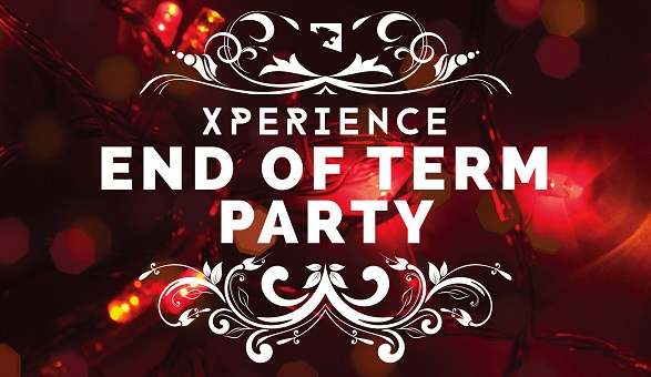 End of term party