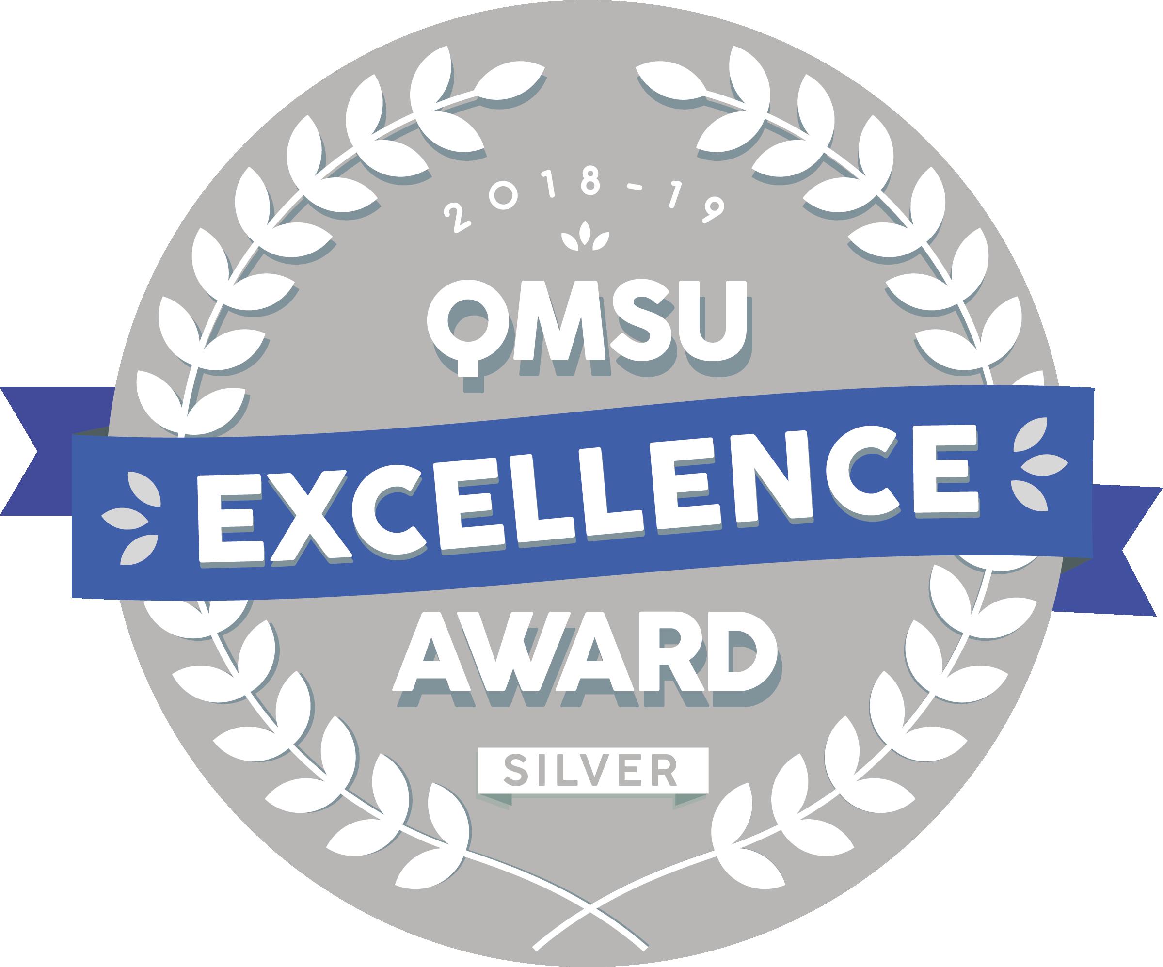 Union Excellence Award logo